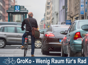 GroKo – kein Raum für nachhaltige Mobilität