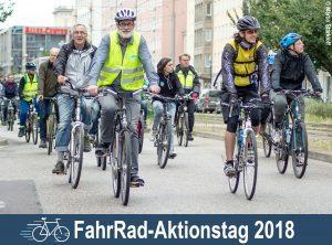 8. FahrRad-Aktionstag – Magdeburg steigt auf!