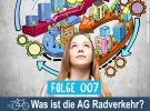 RadPod#007 AG Radverkehr