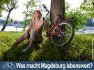 Was macht Magdeburg lebenswert?