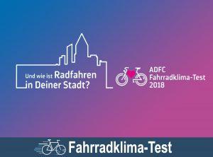 Fahrradklima-Test 2018