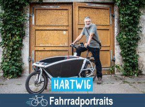 Fahrradportrait: Hartwig