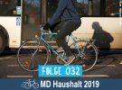 RadPod#032 MD Haushalt 2019