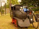 Bördeobst und Eisenbahn