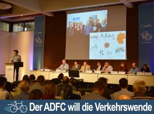 ADFC will zur Bewegung der Verkehrswende werden!