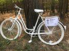 Ghost-Bike doch nicht gestohlen