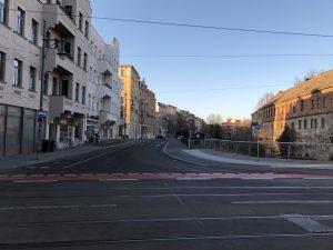 Stellungnahme zum Radverkehr auf dem sanierten Robert-Franz-Ring