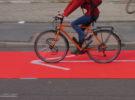 Geschützten Radfahrstreifen in Dessau testen