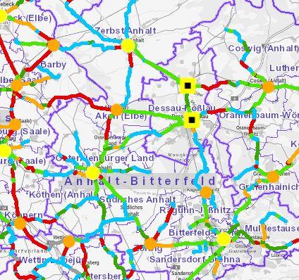 Landesradverkehrsnetz