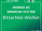 Ergebnisse Fahrradklima-Test Bitterfeld-Wolfen