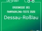 Ergebnisse Fahrradklima-Test Dessau-Roßlau