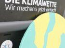 Radtour und Fahrradkorso für die Klimawette